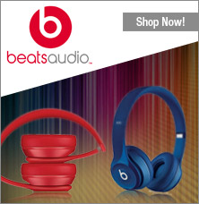 Beats products on Vanns